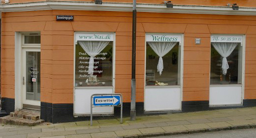 pad thai massage i viborg